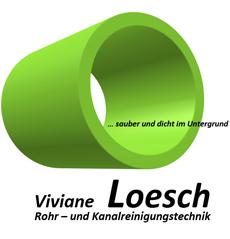 Viviane Loesch Rohr - und Kanalreinigungstechnik - Logo